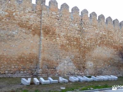 Urueña-Villa del Libro; peña trevinca cabo de creus caminos de santiago costa azahar
